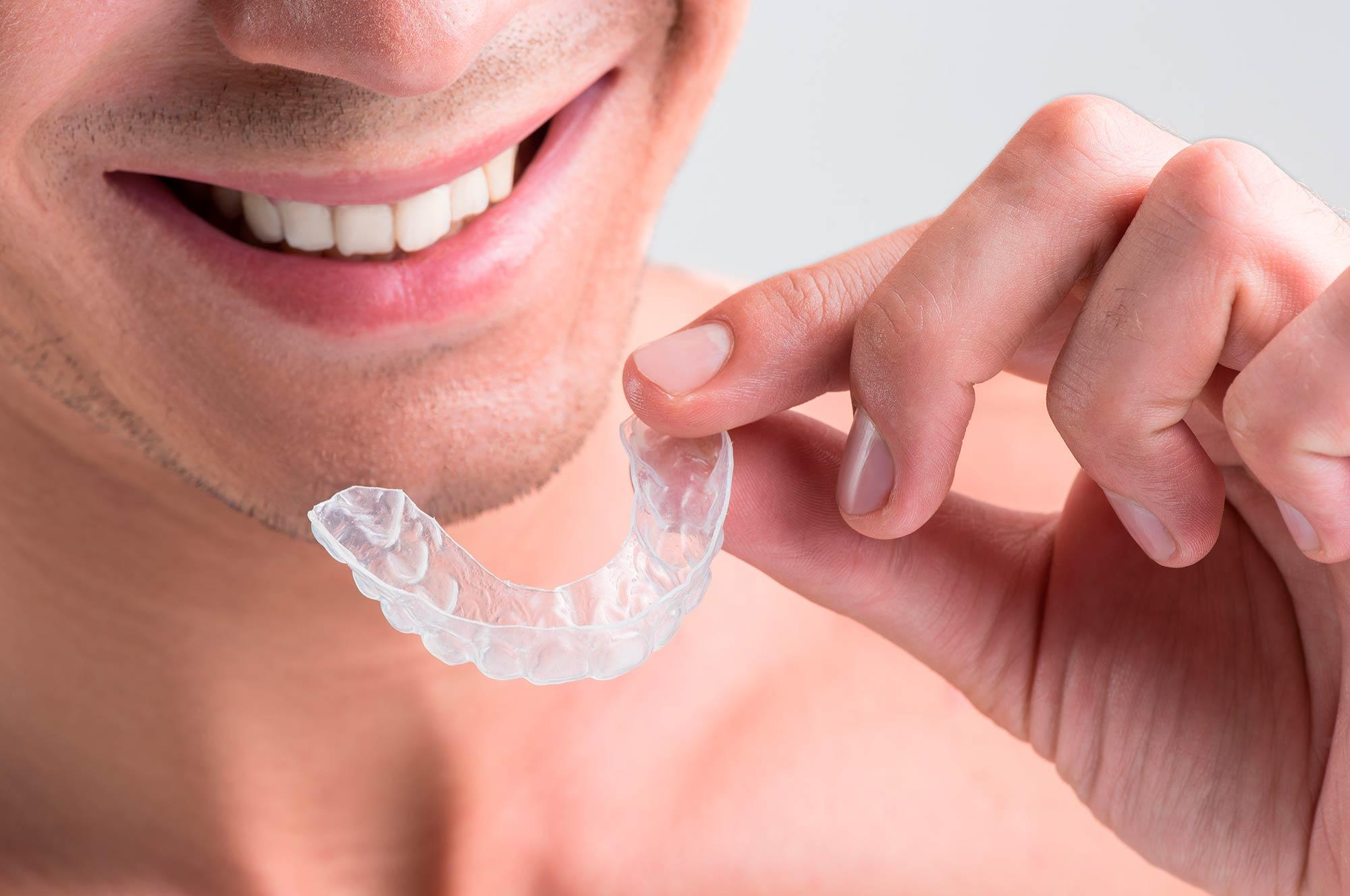 ortodoncia transparente en leon