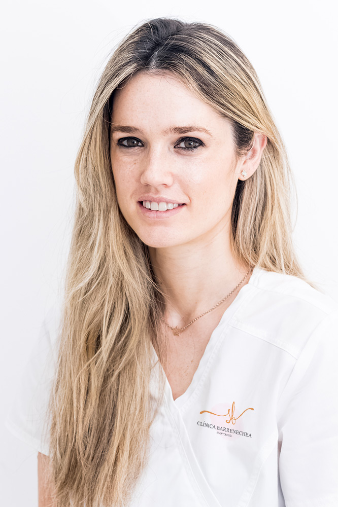 dentista sarah barrenechea